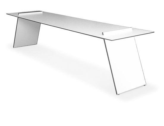 Design Tafel Herr Erich