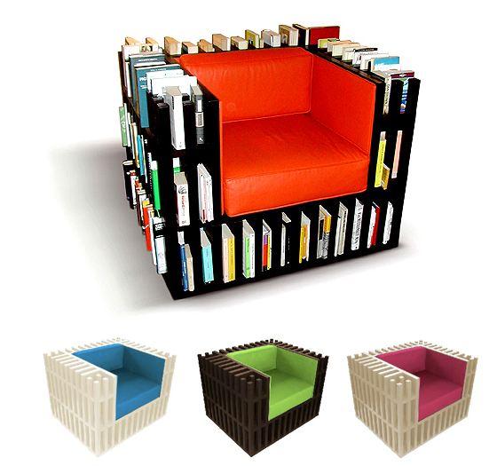 Design stoel boeken