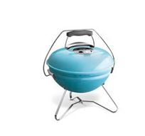 Barbeque Weber Blauw Smokey Joe