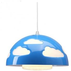 Kinderlamp Blauw Ikea